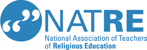 National association of teachers of religious education logo