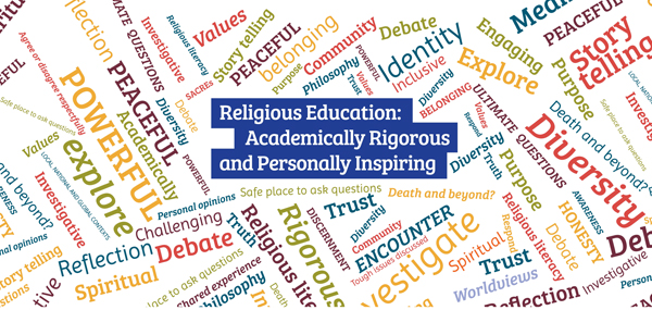 Religious Education Exhibition