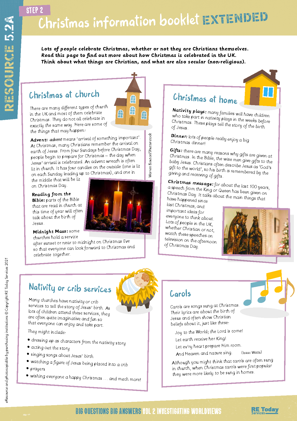 Christmas Information Booklet
