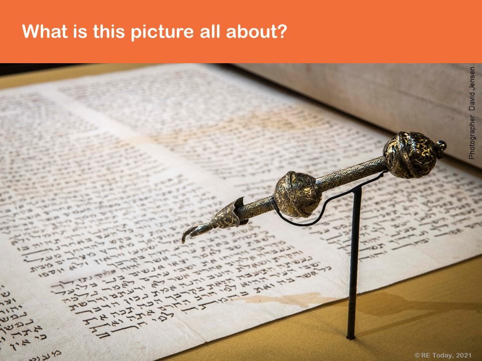 Hebrew manuscripts slide 2