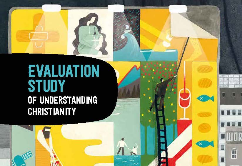 cover of the understanding christianity final report