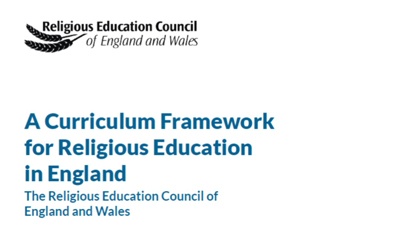 National curriculum framework for RE