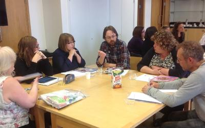Expert Advisory group for RE