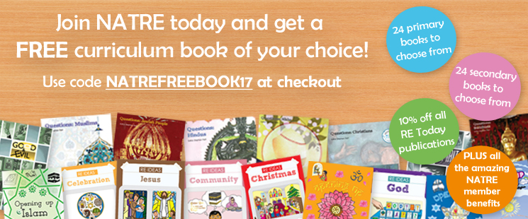 FREE curriculum book