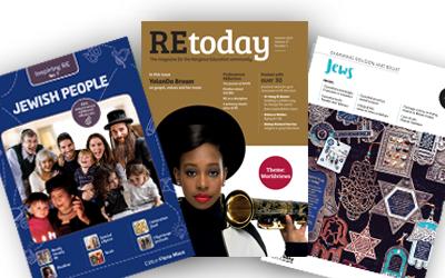 RE today magazine