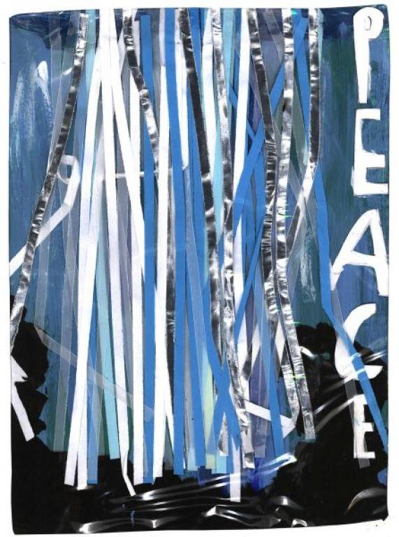 peaceful ideas waterfall showers. Peace artwork Art in Heaven 2004